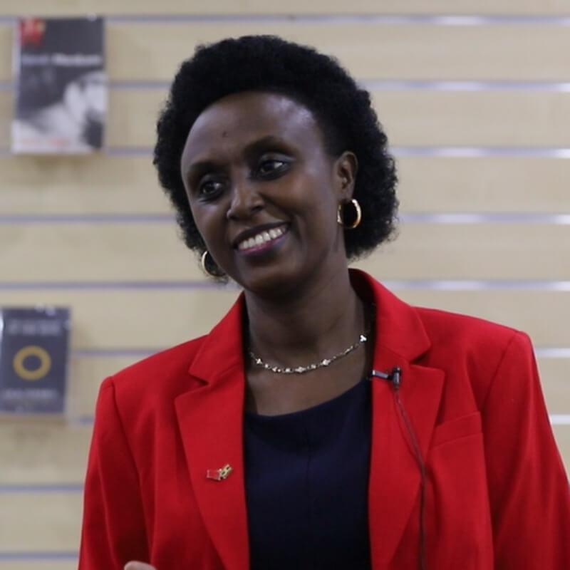Stella Kamugisha